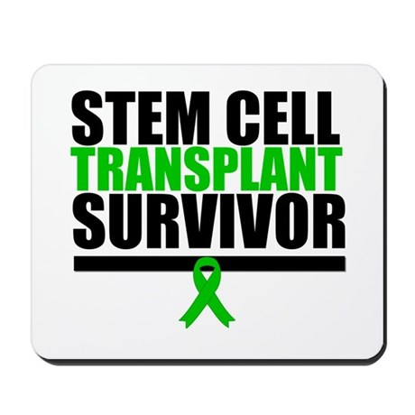 Stem Cell Transplant Mousepad