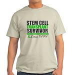 SCT Survivor Green Ribbon Light T-Shirt