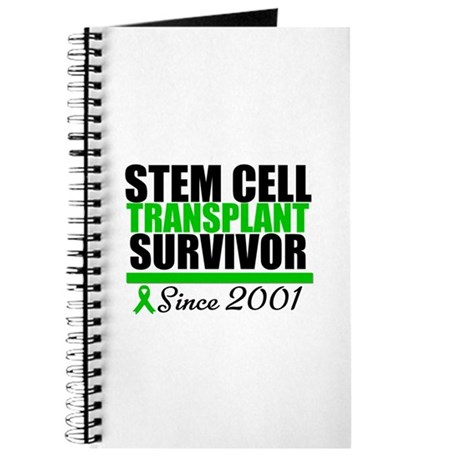 SCT Survivor Green Ribbon Journal