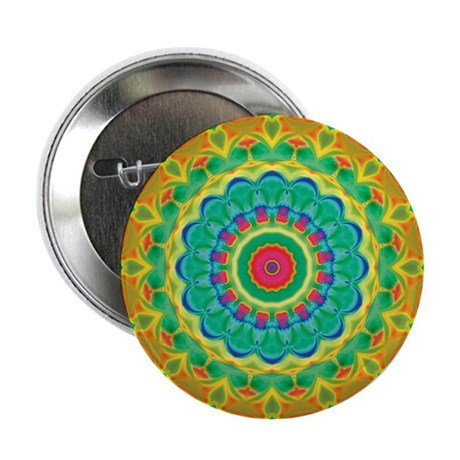 "Citrus Slice 2.25"" Button (100 pack)"