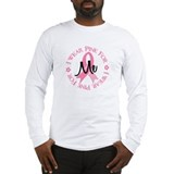 I Wear Pink For ME 38 Long Sleeve T-Shirt