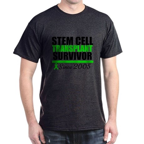 SCT Survivor Green Ribbon Dark T-Shirt