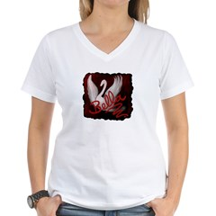 Bella Swan Women's V-Neck T-Shirt