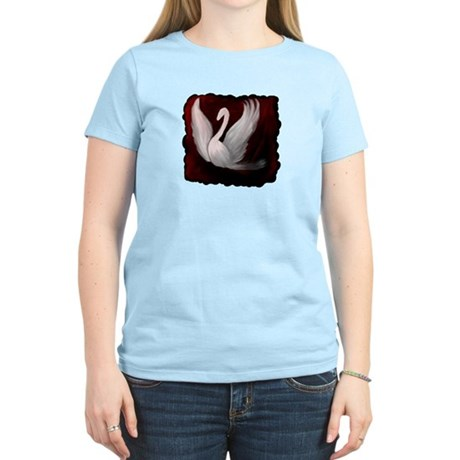 Swan Twilight Women's Light T-Shirt