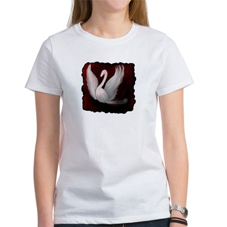 Swan Twilight Women's T-Shirt