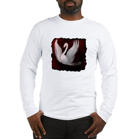 Swan Twilight Long Sleeve T-Shirt