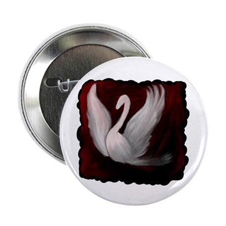 "Swan Twilight 2.25"" Button (10 pack)"