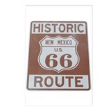 Rt. 66 New Mexico Postcards (Package of 8)