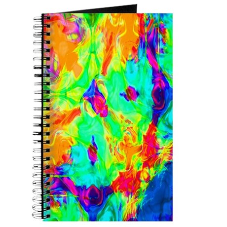 Color Splash Journal