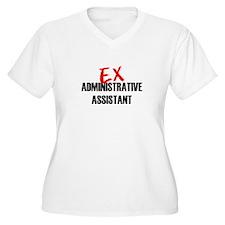 Ex Administrative Assistant T-Shirt