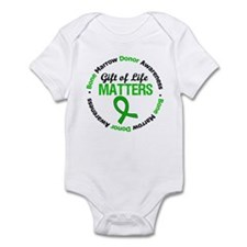 BMT Awareness Save a Life Infant Bodysuit