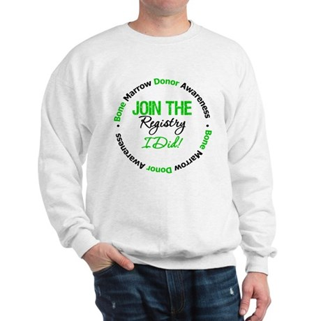 BMT Join The Registry I Did Sweatshirt