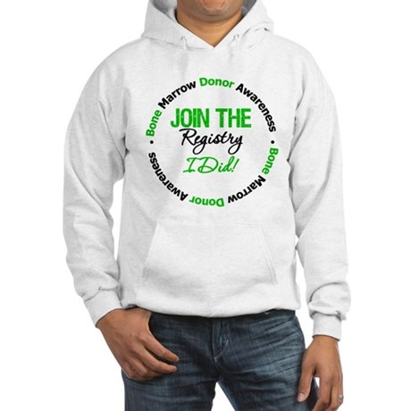 BMT Join The Registry I Did Hooded Sweatshirt