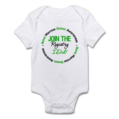 BMT Join The Registry I Did Infant Bodysuit