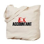 Ex Accountant Tote Bag