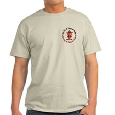 With God Cross HIV AIDS T-Shirt