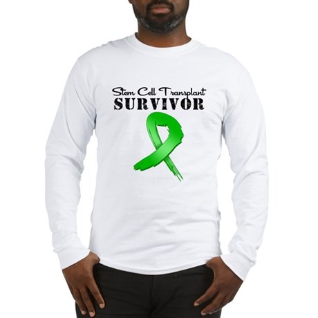 SCT Survivor Grunge Long Sleeve T-Shirt