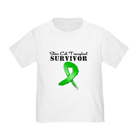 SCT Survivor Grunge Toddler T-Shirt