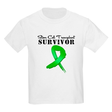 SCT Survivor Grunge Kids Light T-Shirt