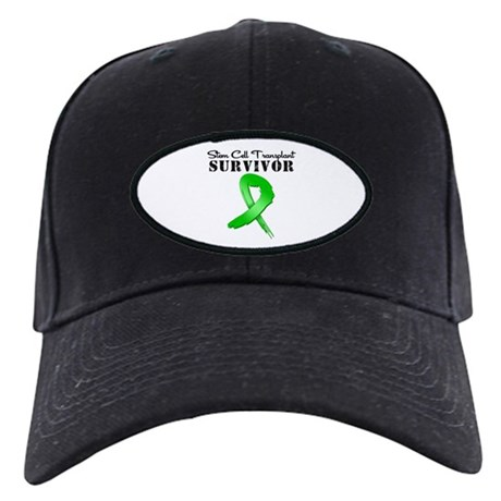 SCT Survivor Grunge Black Cap