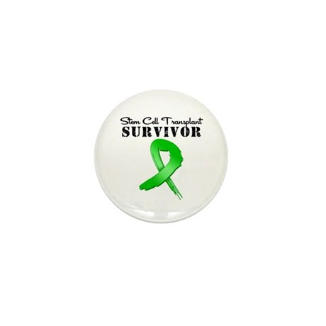 SCT Survivor Grunge Mini Button