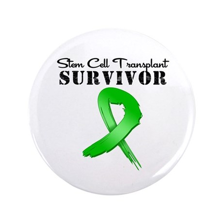 "SCT Survivor Grunge 3.5"" Button (100 pack)"