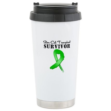 SCT Survivor Grunge Ceramic Travel Mug