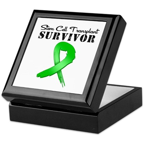 SCT Survivor Grunge Keepsake Box