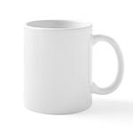 SCT Survivor Grunge Heart Mug