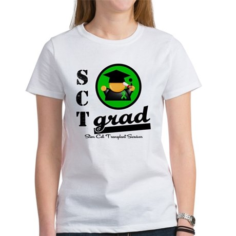 Stem Cell Transplant Grad Women's T-Shirt