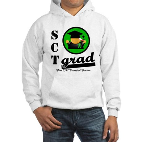 Stem Cell Transplant Grad Hooded Sweatshirt
