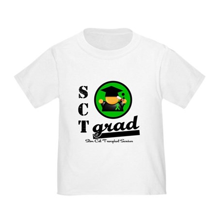 Stem Cell Transplant Grad Toddler T-Shirt