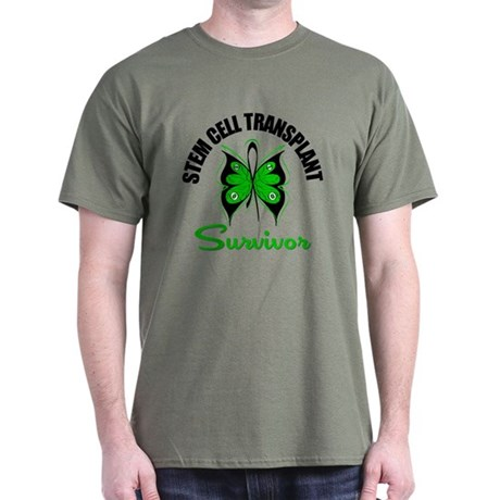 SCT Survivor Butterfly Dark T-Shirt