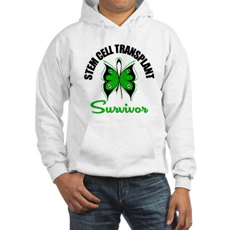 SCT Survivor Butterfly Hooded Sweatshirt
