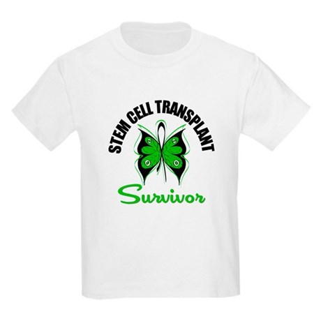 SCT Survivor Butterfly Kids Light T-Shirt