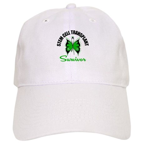 SCT Survivor Butterfly Cap
