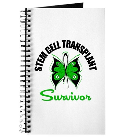 SCT Survivor Butterfly Journal