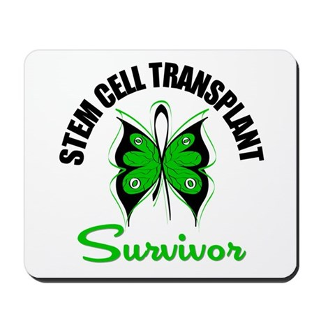 SCT Survivor Butterfly Mousepad