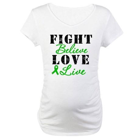 SCT Warrior Fight Maternity T-Shirt