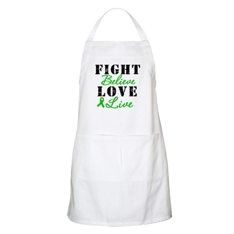 SCT Warrior Fight BBQ Apron