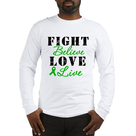 SCT Warrior Fight Long Sleeve T-Shirt