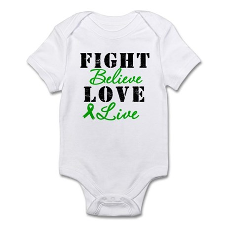 SCT Warrior Fight Infant Bodysuit