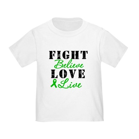 SCT Warrior Fight Toddler T-Shirt