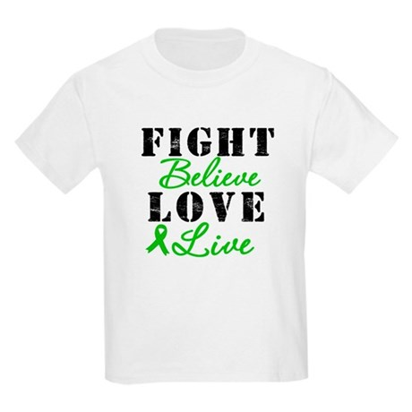 SCT Warrior Fight Kids Light T-Shirt