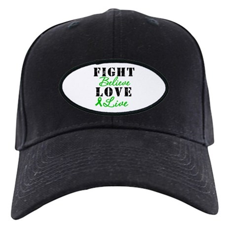 SCT Warrior Fight Black Cap