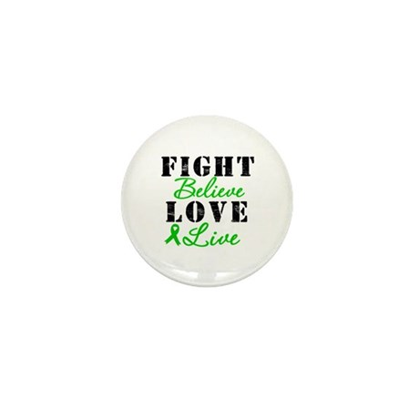 SCT Warrior Fight Mini Button