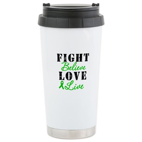 SCT Warrior Fight Ceramic Travel Mug