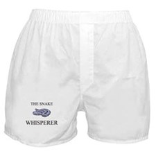 The Snake Whisperer Boxer Shorts
