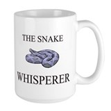 The Snake Whisperer Ceramic Mugs