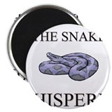 The Snake Whisperer Magnet